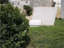 Veselje Unito Exterior Stone Products, White Limestone Other Landscaping