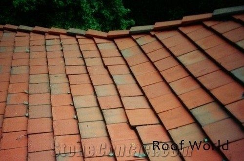 Red Slate Roof Tiles Roofing Tiles From Ukraine Stonecontact Com