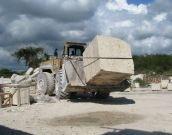 Dominican Coral Stone Limestone Block, Dominican Republic White Limestone