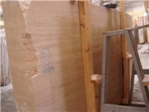 Light/ Medium Travertine Vein Cut Slabs & Tiles, Karaman Vein Cut Travertine Slabs & Tiles