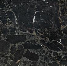 Portoro Antalya Marble Slabs & Tiles