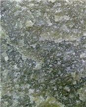 Usak Green Marble Split Face Tile