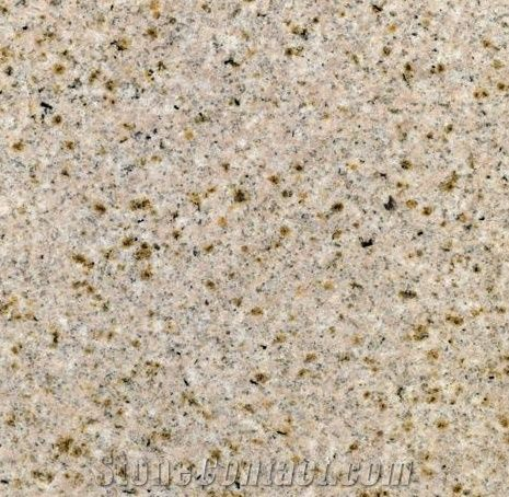 G682 Granite Slabs Tiles China Yellow