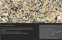 Gris Perla Crema Granite Tile, Spain Beige Granite
