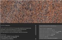 Rojo Altamira Granite Tiles, Venezuela Red Granite