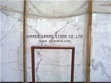 Statuario Extra Marble Tiles and Slabs, Statuario White Marble Floor Tiles and Patterns and Wall Tiles
