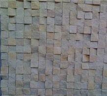 Beige Sandstone Mosaic Tile