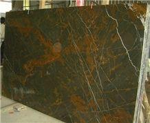 Coffee Gold Marble Slab, Pakistan Brown Marble