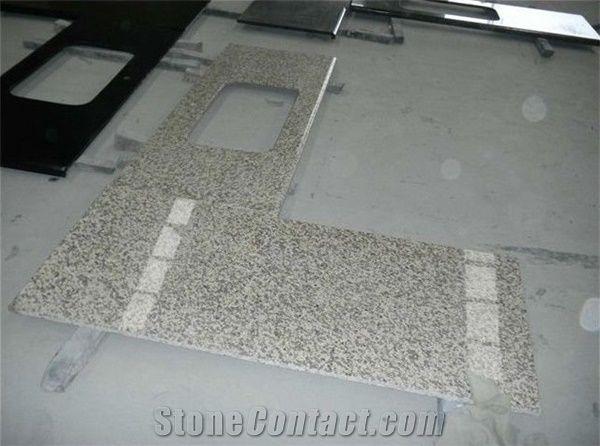 Tiger Skin White Granite Countertop From China 149803