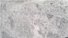 Sivas Silver Marble Tile, Turkey Grey Marble
