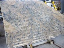 Azul Iran Blue Ice Marble Slab