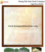 Light Pink Marble, Rosa Pink Marble Slabs