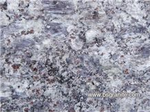Blue Galaxy Granite Slab and Tile