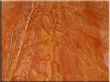 Azarshahr Red, Iran Red Travertine Slabs & Tiles