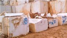Bianco Thassos Marble Blocks,white Marble