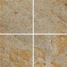 Desert Gold Quartzite Tiles