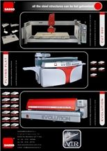 Machinery for Stone Marble and Granite
