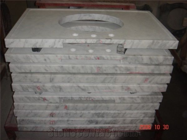 Prefab Marble Vanity Tops From China Stonecontact Com