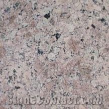 Almond Mauve Granite Slabs Tiles China Pink