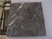 Grigio Carnico Marble Slabs & Tiles, Italy Grey Marble Polished Floor Tiles, Wall Tiles