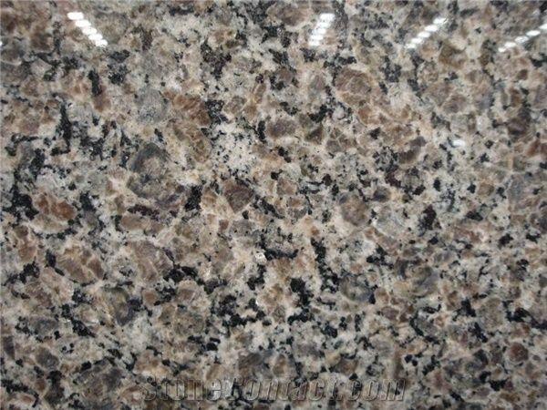 New Caledonia Granite Brazil Grey Granite From China