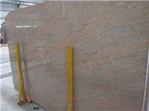 Raw Silk Granite, India Yellow Granite