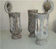 G664 Granite Cheap Chinese Red Granite Vases