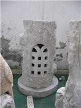 Granite Marble, Natural Stone Lanterns