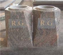 Granite Vase HB-vase-5009