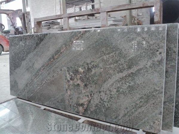 Silver Silk Countertop From China Stonecontact Com