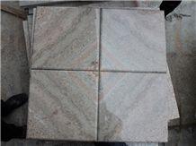 Silver Silk Granite Tile