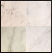 Turkey Blanco Ibiza Marble Tile, Turkey White Marble
