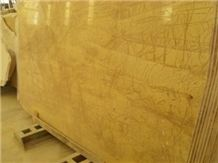 Amarillo Indalo Marble Slabs, Spain Yellow Marble