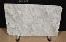 Super White Quartzite Tiles & Slabs, White Brazil Quartzite Tiles & Slabs