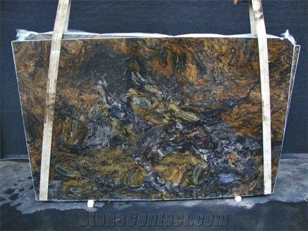 Lava Vecchia Granite Slab From Brazil Stonecontact Com
