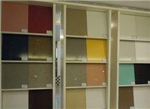 Quartz Stone Tiles/Cut-To-Size Quartz Tiles/Quartz Flooring/Quartz Thin Tiles/Beige Quartz/Black Quartz/White Quartz Resistant to Stains/Scratch/Chemicals/Acid
