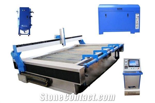 Same Water Jet Cutting Machine from China - StoneContact com