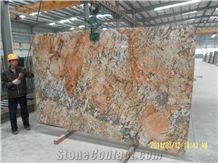 Giallo Zeus/Imported Granite/Gold/Yellow Granite