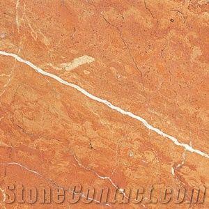 Rojo Alicante Marble Slabs Tiles
