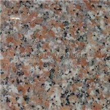 Orange Pink Granite,Quy Nhon Red Granite Tile