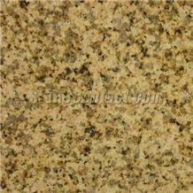 Yellow Binh Dinh Granite Tile