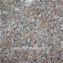 Light Pink Binh Dinh Granite Slabs & Tiles