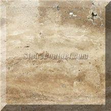 Buckskin Travertine Tile, United States Brown Travertine