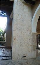 Coralina Gold Coral Stone Wall Tiles
