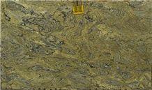Dream Yellow Granite Slab