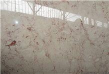 Rosalia Pink Marble Tiles & Slabs, Pink Polished Marble Floor Tiles, Wall Tiles