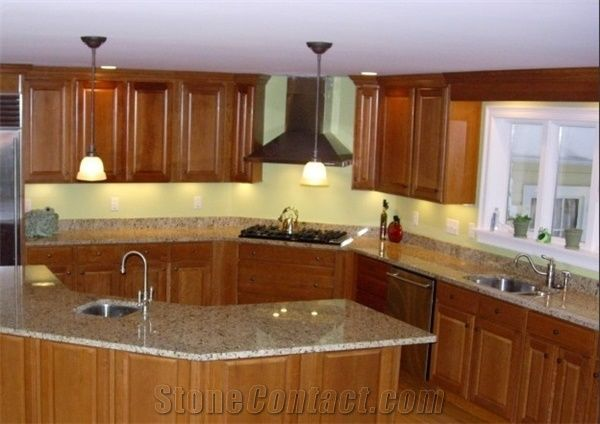 kitchen tile ideas pictures new venetian gold yellow granite countertops from china 20114