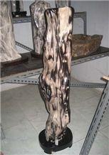 Petrified Wood Home Decor