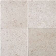 Hebron White Red Veins Limestone Tile, Israel Pink Limestone