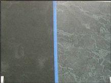 Brazillian Duro Soapstone Tile, Half Oiled